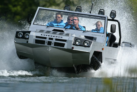 The World's First High Speed Amphibious Vehicles Have ...