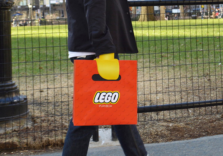 LEGO Playful Promotional Shopping Bag