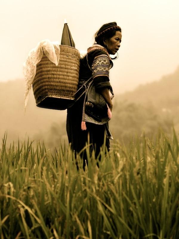 Beautiful Faces In Southeast Asia (19 Photos