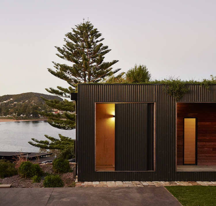 Sustainable Prefabricated Home