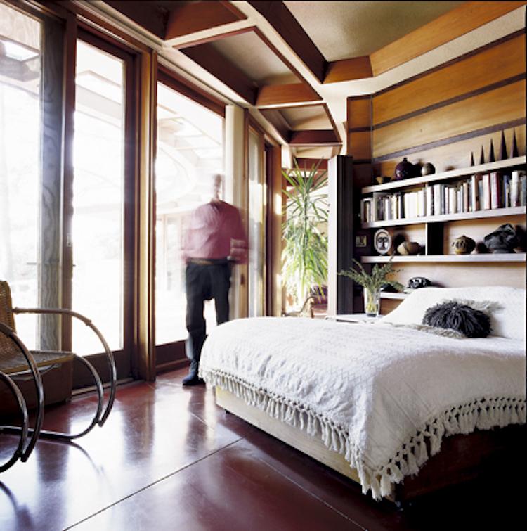 Frank Lloyd Wright Beach House Website Facebook Airbnb Via Inhabitat Coastal Living Virginia Mag