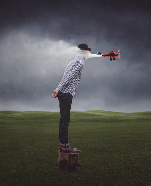 Surreal Photography By Logan Zillmer Explores The Fantastical