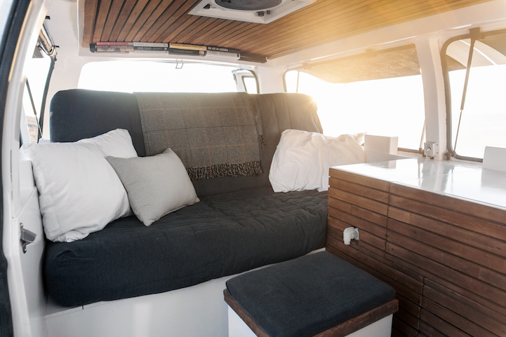 diy cargo van project