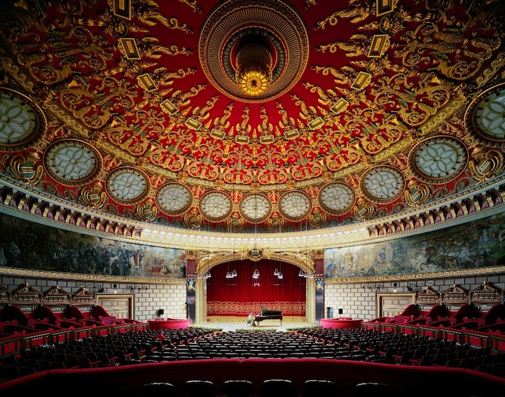 Beauty And Grandeur Of Opera Houses 12 Total