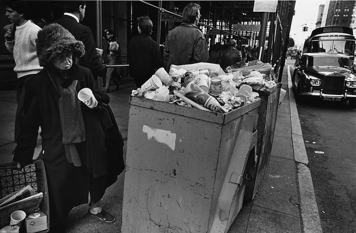 Black And White Photos Capture The Urban Grit Of 1980s New