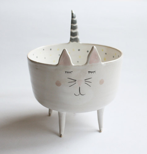 & Adorable Animal Handmade Ceramics by Clay Opera