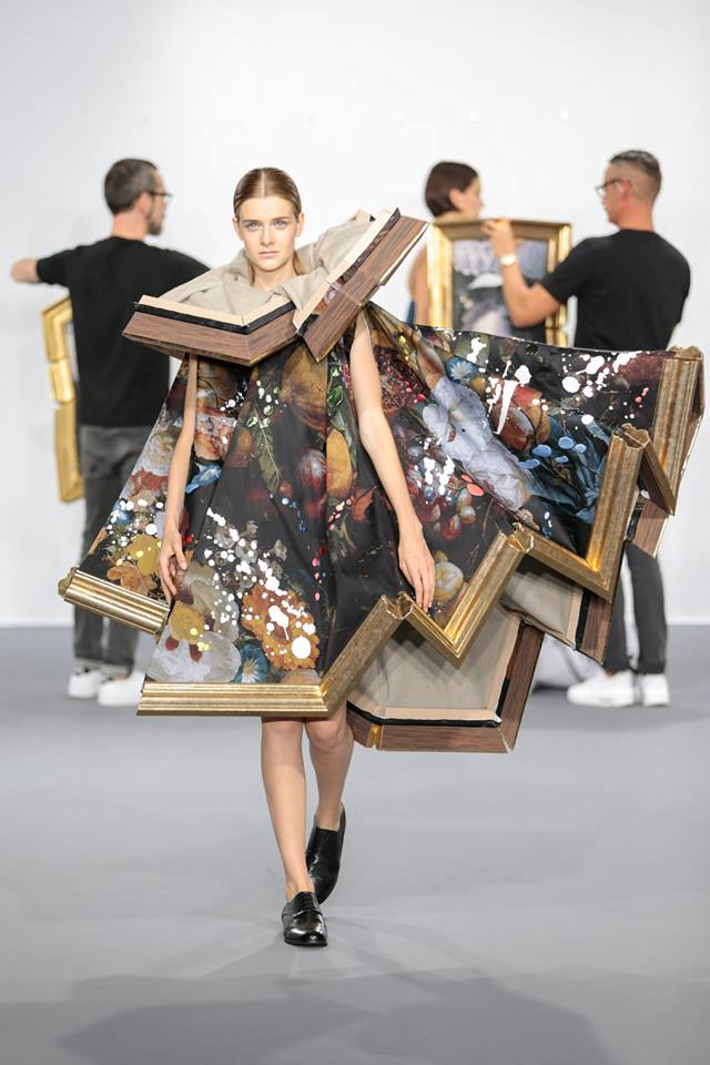 Baroque Designer Fashion