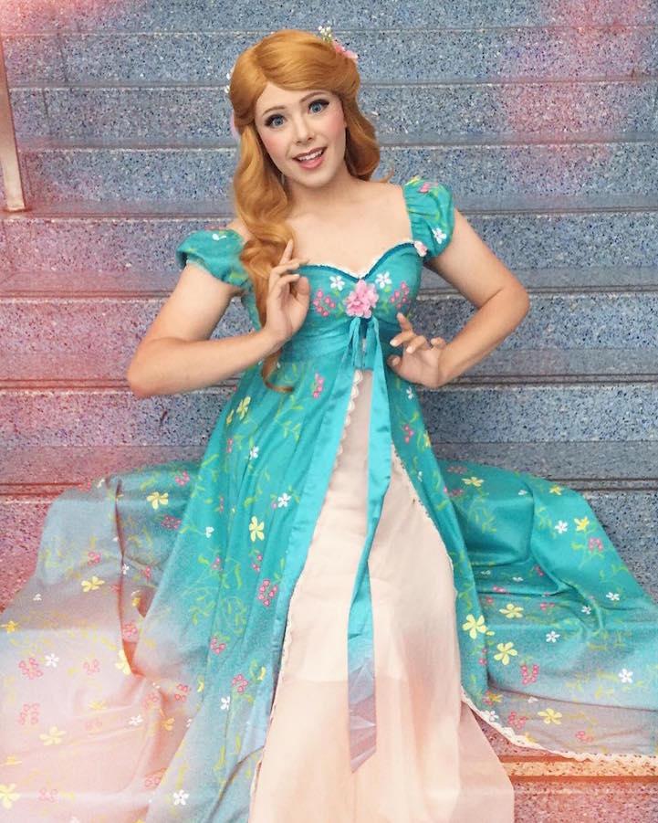Makeup Artist Expertly Transforms Himself Into Real Life Disney Princesses