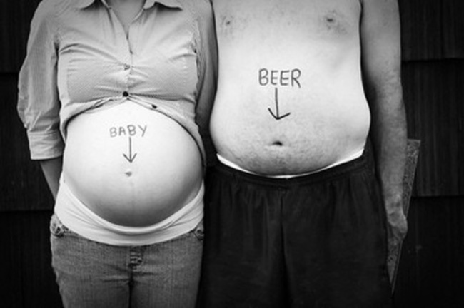 12 funny pregnancy announcements by creative parents