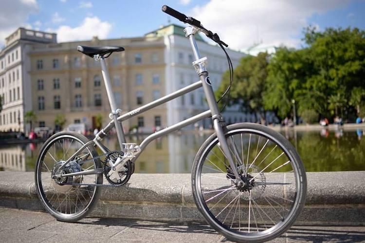 Bike With Timeless Designs