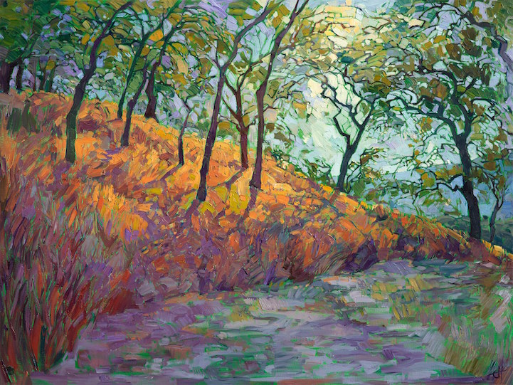Interview Erin Hanson Pioneers The Energetic Style Of