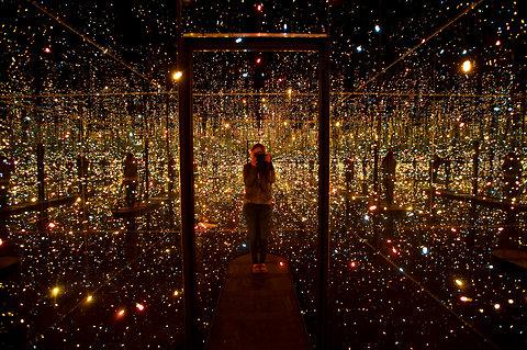 Spectacular Fireflies On The Water Light Exhibit