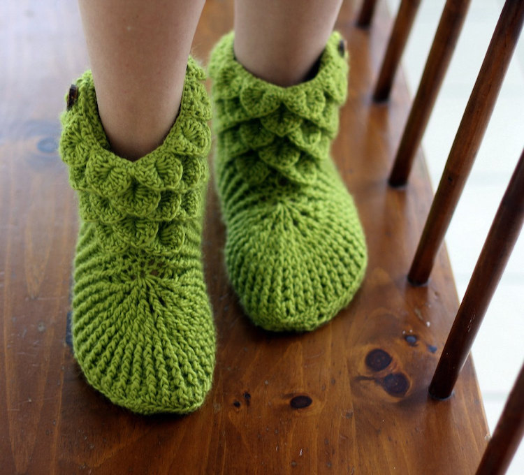 Customizable Dragon Slippers Line Your Cold Feet With Cozy