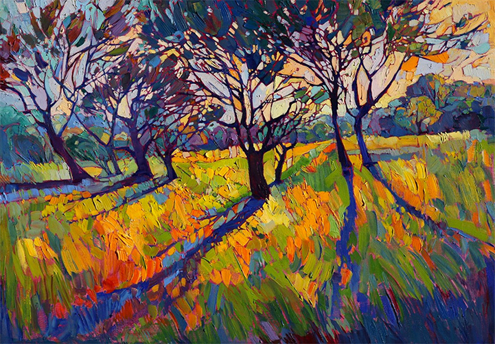 Gorgeous Open Impressionism Paintings Of Colorful