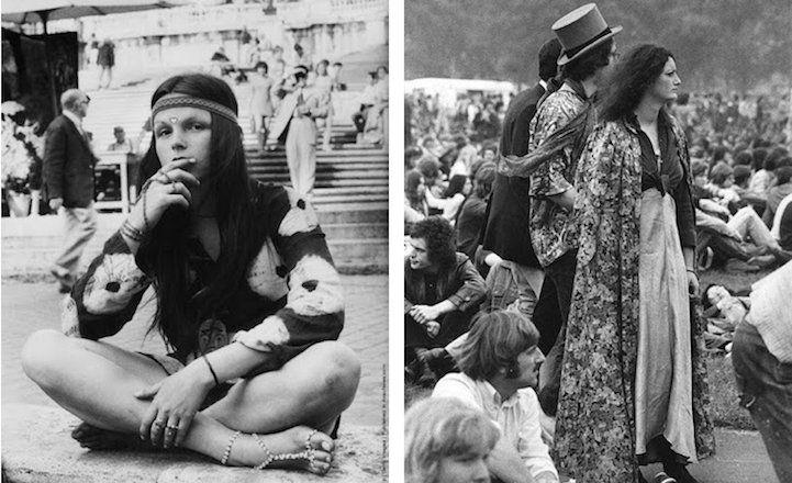 мода 1968 фото
