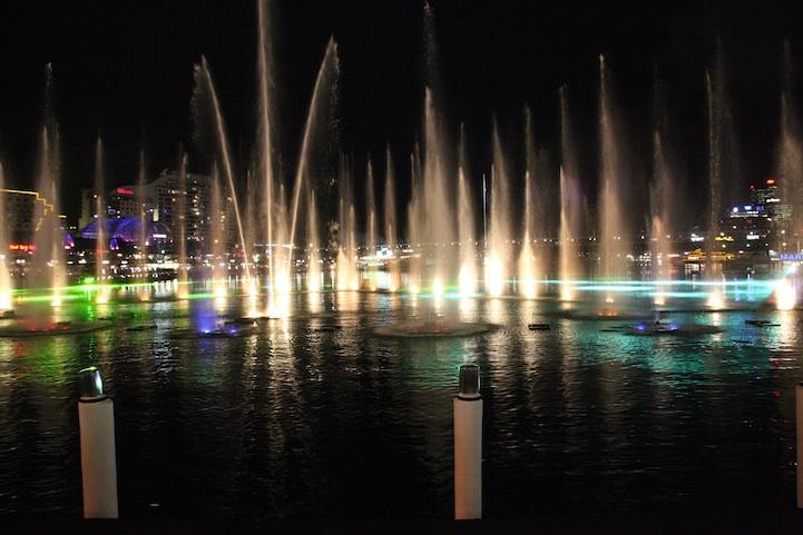 Sydney Unveils Dazzling New Water Show: Vivid Aquatique - photo#44