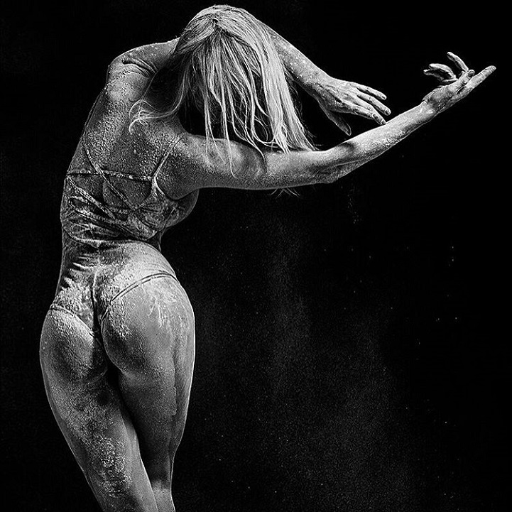 Powerful Dance Portraits Capture the Elegance and Intensity