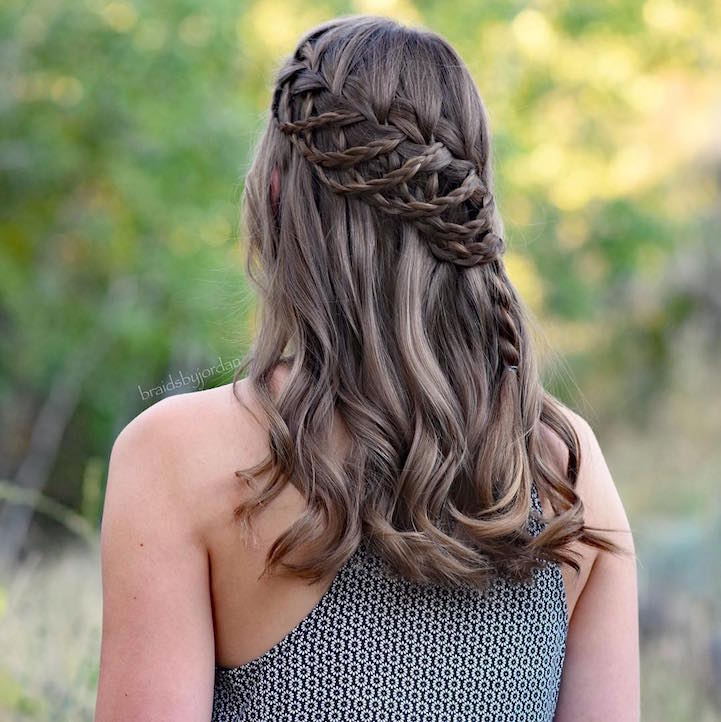 Lattice Hair Trend Gives Ordinary Braids A Boost With Stunningly