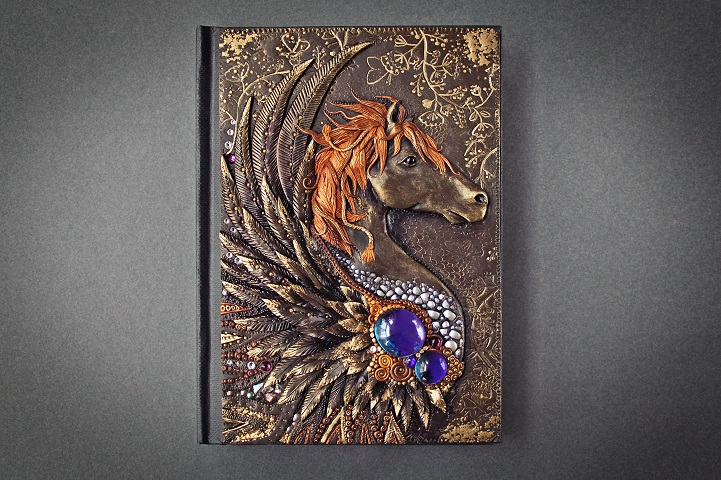 Book Cover Artist Jobs : Artist quits job to craft beautiful handmade fairy tale