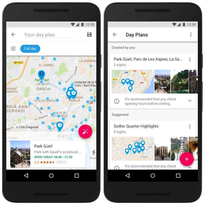 Google Releases New App 'Google Trips' to Simplify Travel Planning