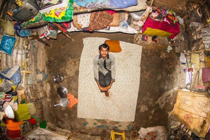 Aerial Photos Capture Diversity Of What People S Bedrooms