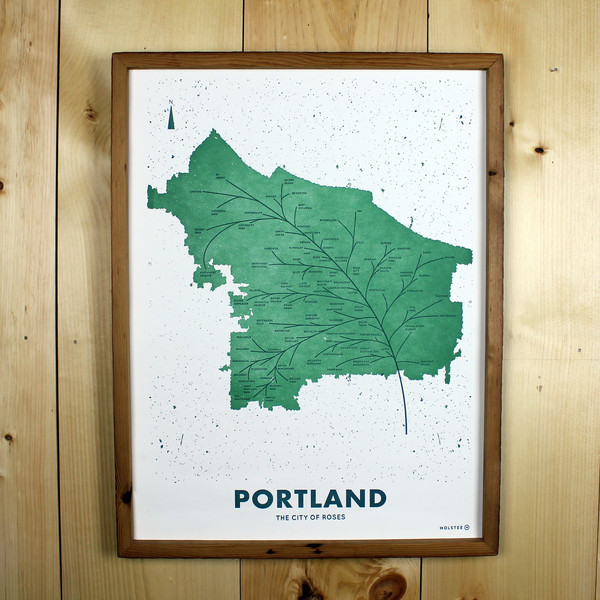 Beautiful city leaf map posters by andrew martis gumiabroncs Images
