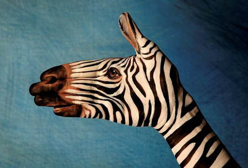 Body Painting And Hand Art By Guido Daniele Milan Italy