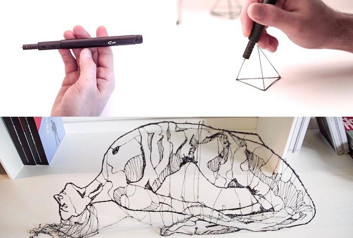 3d Printing Pen Doodle