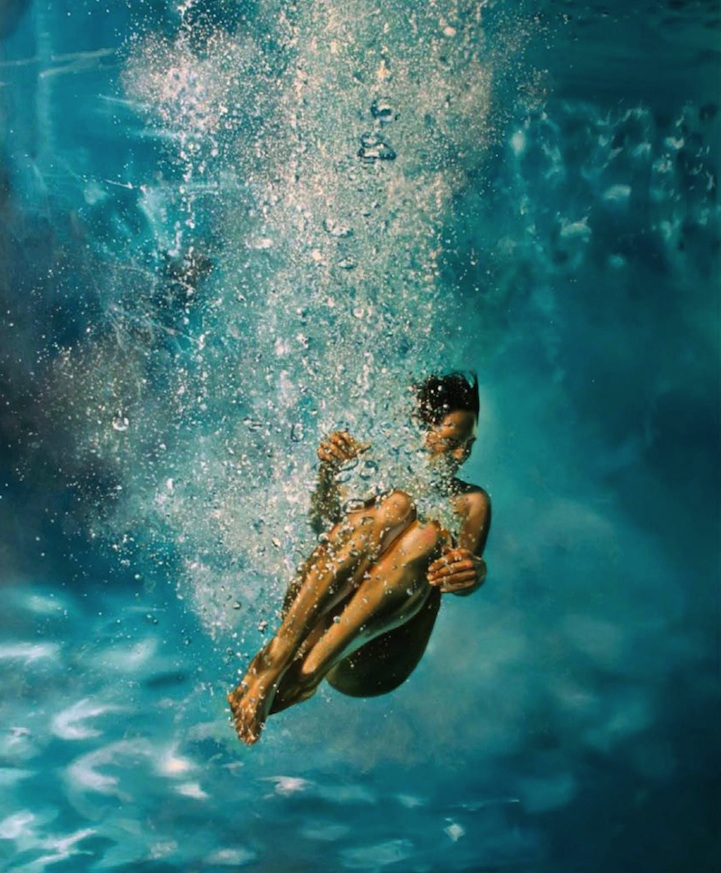 Cool Underwater Pictures Of People