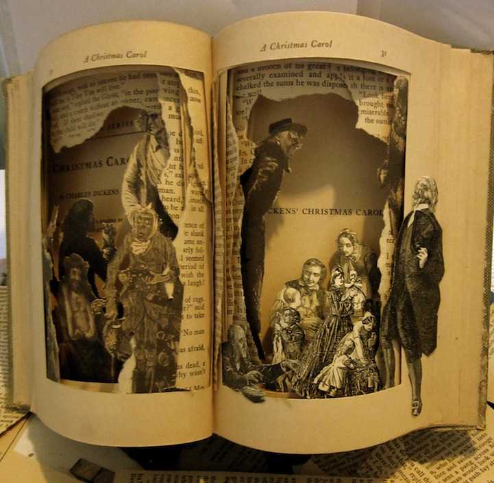 Classic Fairy Tale Characters Crawl Out Of Their Storybooks