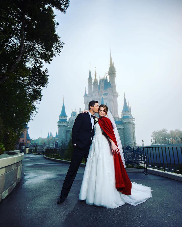 Disney Wedding Cost.Disney World Offers New Wedding Experience Letting Brides Be