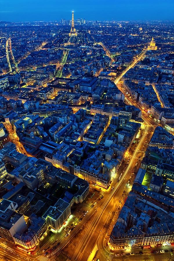 Blue Hour Photos Taken Around the World