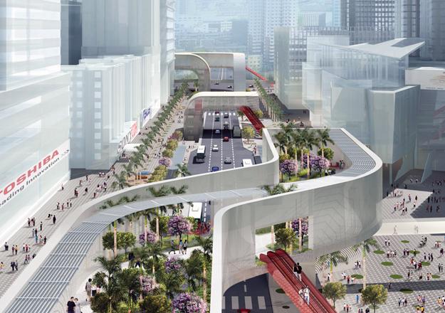 Modern Architecture China S Five Iconic Street Lanterns