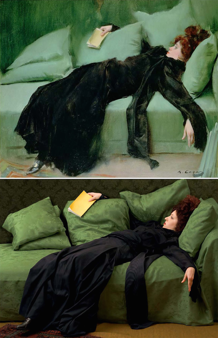 Photographers Cleverly Remake Old Master Paintings