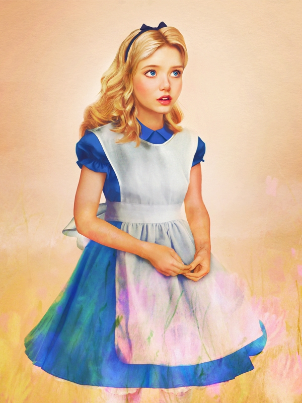 Artist Jirka Vtinen Imagines Disney Princesses In Real Life