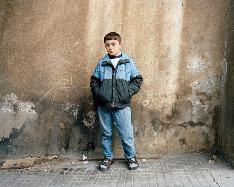 Refugee Boy With Big Personality In Lebanon