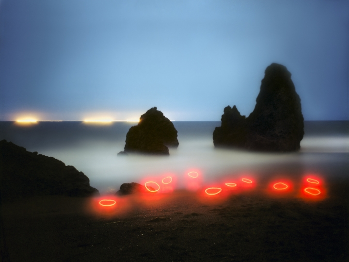 surreal light scenes created deep within nature by barry underwood