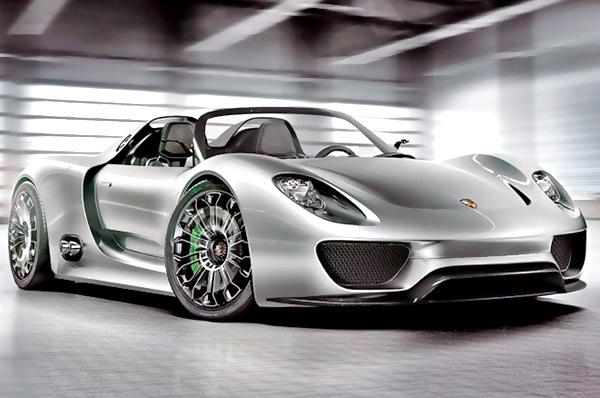 Porsche hybrid 918
