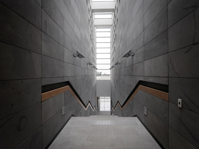 Modern Architecture - Jeju Provincial Art Museum (8 pics)