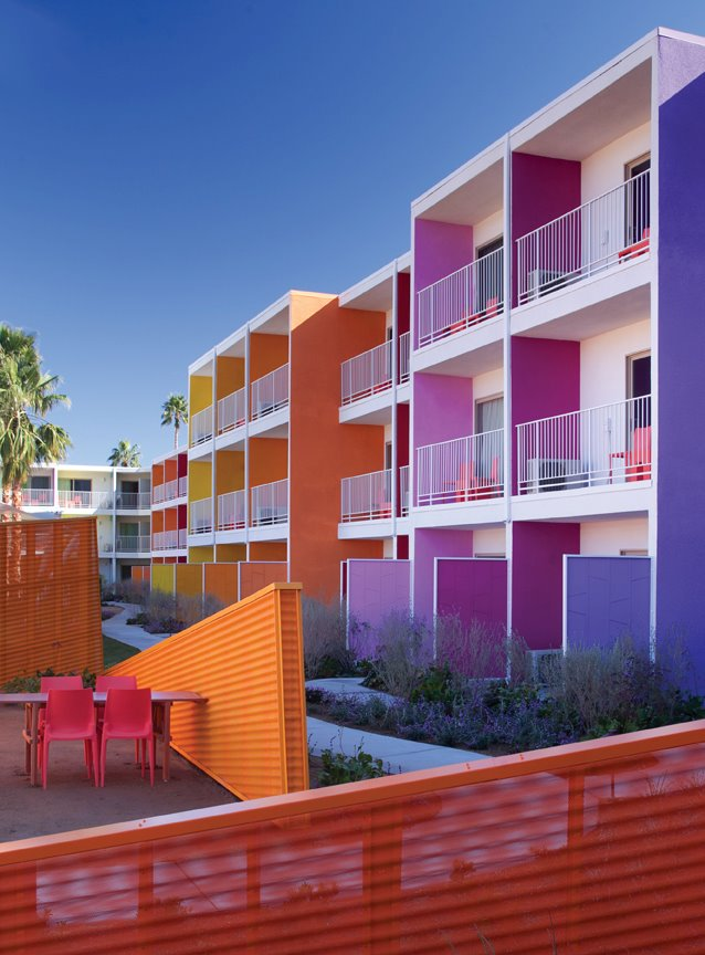 New Rainbow Hotel In Palm Springs