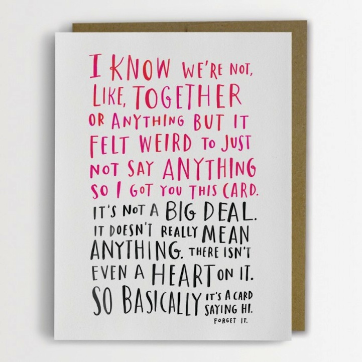 Adorably awkward cards by emily mcdowell bookmarktalkfo Choice Image