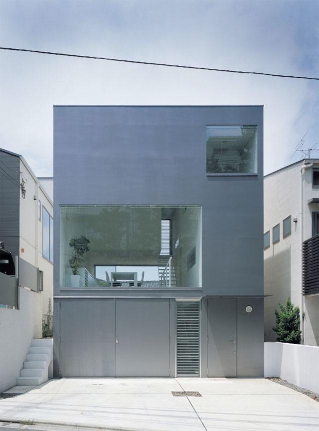 Modern Architecture Tokyo japanese modern architecture - koji tsutsui architect &amp