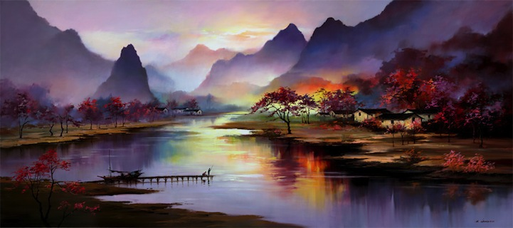 Beautiful Oil Paintings Landscapes