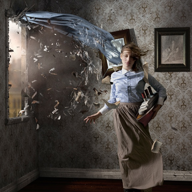 Designall20 July 2012: Reinterpreting The Monotony Of Everyday Life