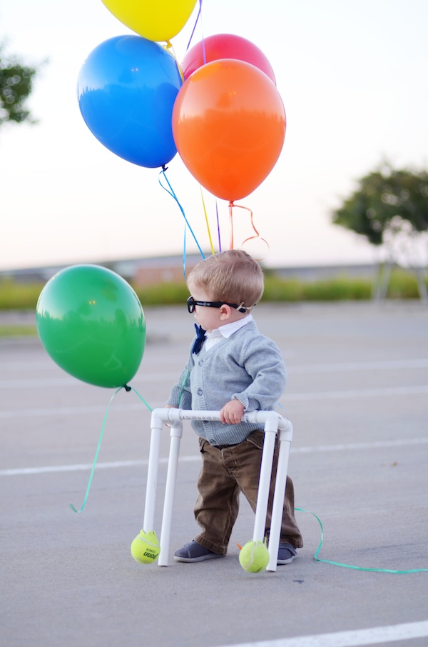 & Best Halloween Costume: Carl from Up