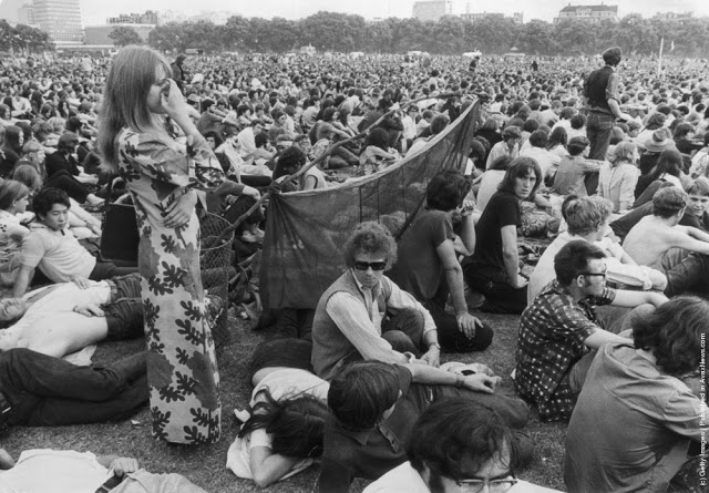 1960s hippie fashion pictures