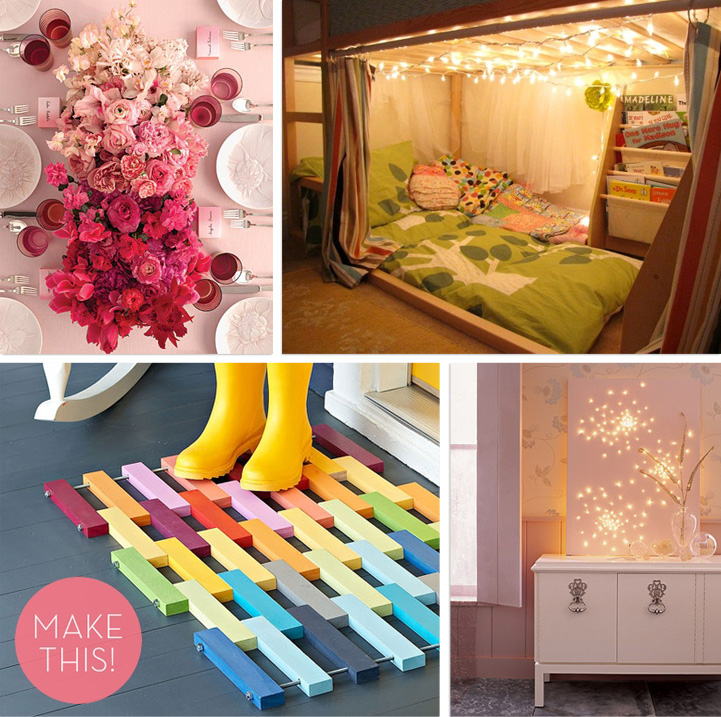 Home Design Ideas Handmade: 10 Popular DIY Pinterest Crafts You Can Make Today