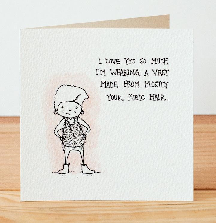 Hilariously Creepy Valentines Day Cards – Creepy Valentine Cards
