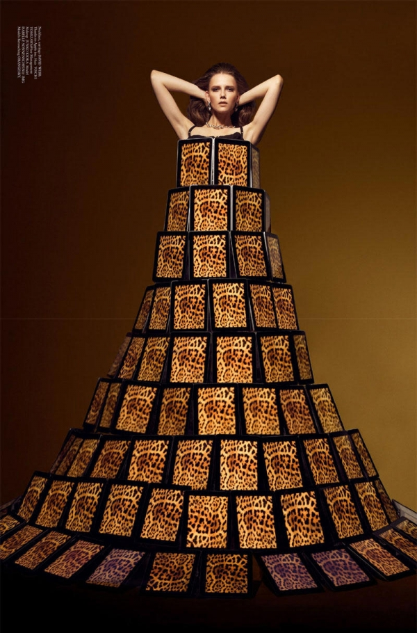 Dresses Made Of The Most Unconventional Objects