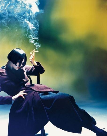 Nick Knight's Artistic Fashion Photography (15 photos)